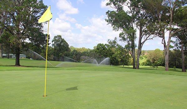 Golf & Sports Precincts