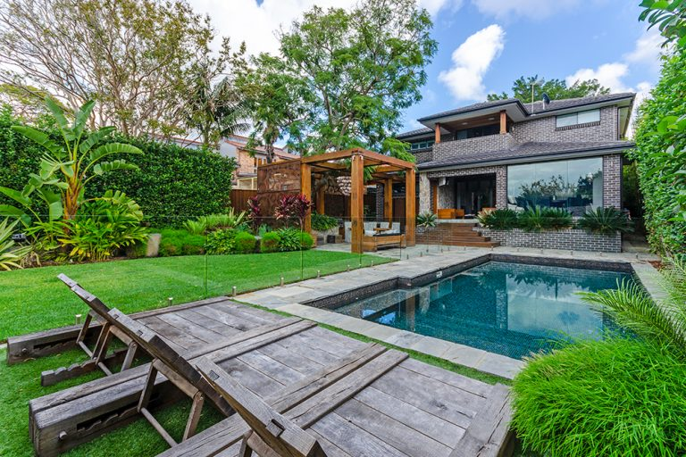 Residential Landscaping Exterior