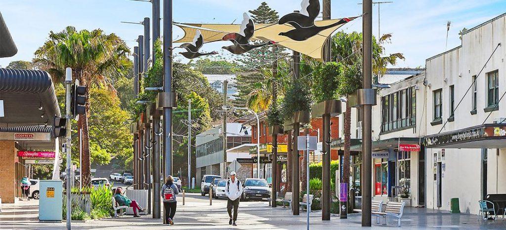 Redman Road Upgrade Dee Why