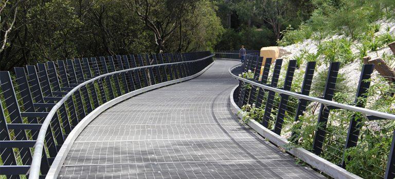 Baludarri Wetland Pathway