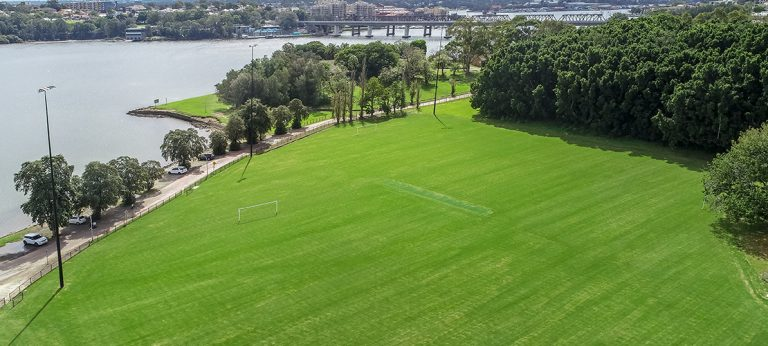 Waterfront Drive Sportsfield
