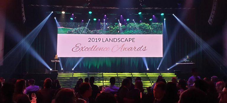 2019 Landscape Excellence Awards Announcement