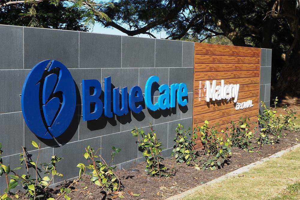 Blue Care Entrances Maleny - Highly Commended