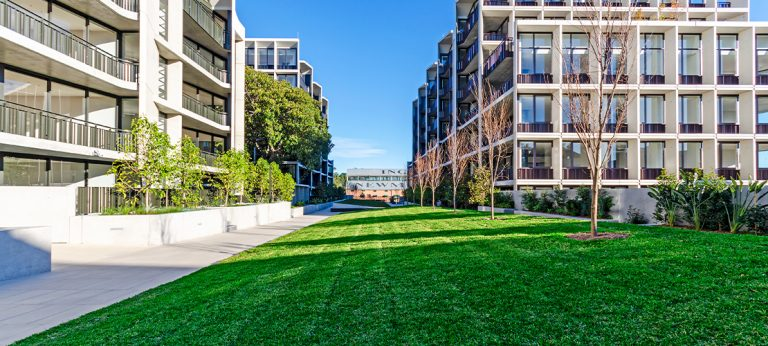Newmarket Residences Green Lawns