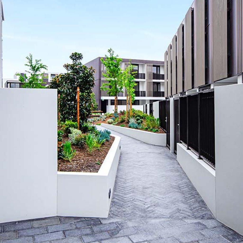 Park Sydney walkways
