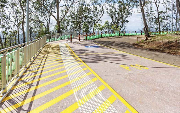 Tobruk Memorial Lookout Turning Circle
