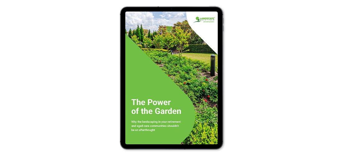The Power of the Garden eBook