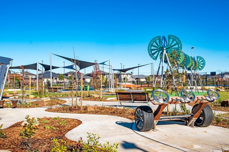 Doohan Reserve All Abilities Playground