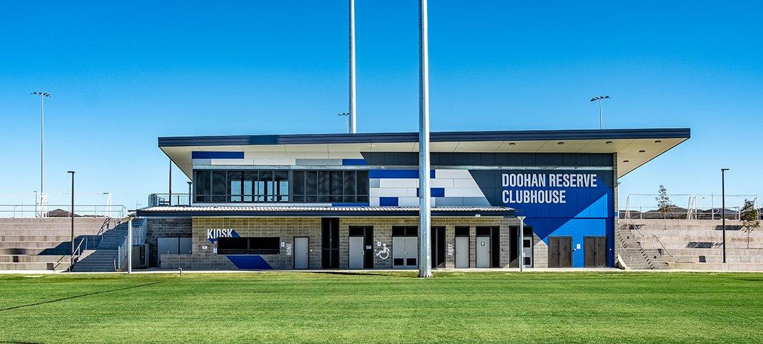 Doohan Reserve Header Image