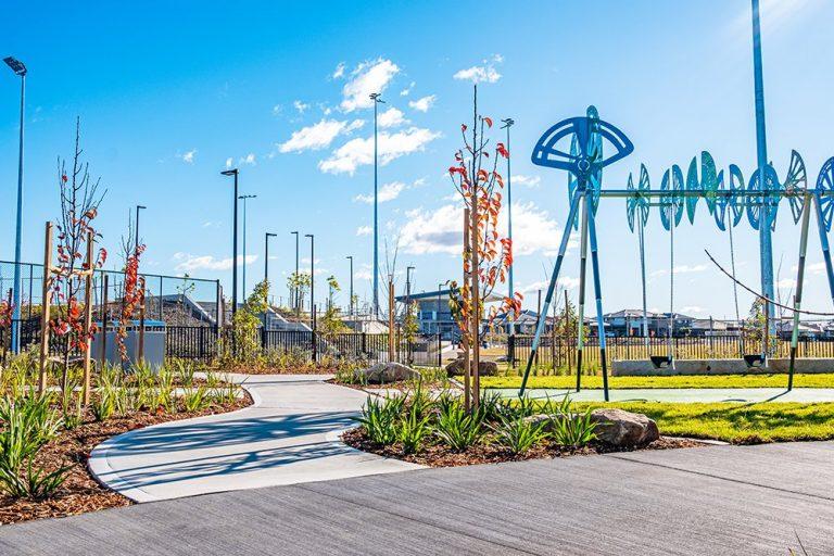 Doohan Reserve Playground