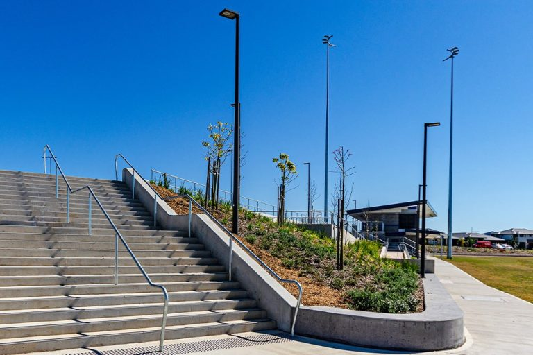 Doohan Reserve Stairs