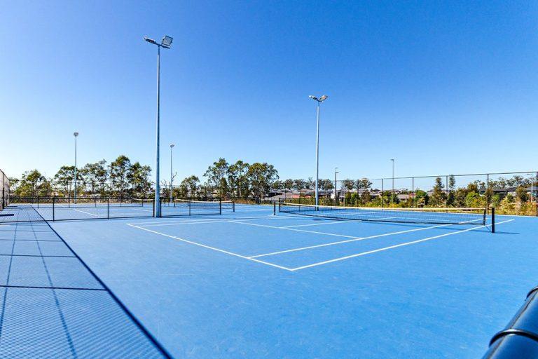 Doohan Reserve Tennis Courts