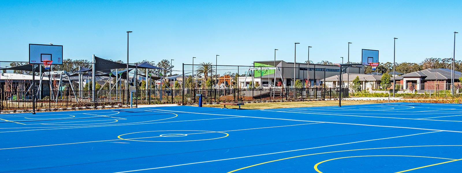 Doohan Reserve Multi Use courts