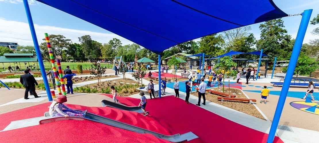 Bankstown City Gardens Playground