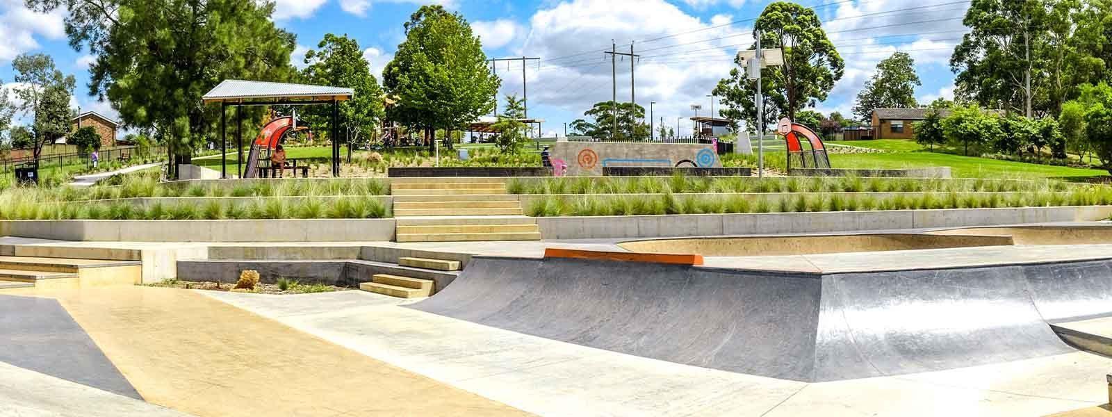 John Wearn Reserve Skate Park