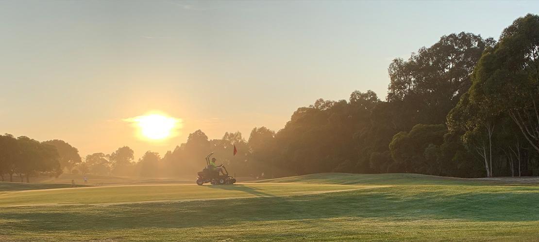 Yarrambat Park Golf Course Header Image