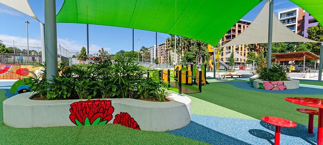 Waitara Park Playground
