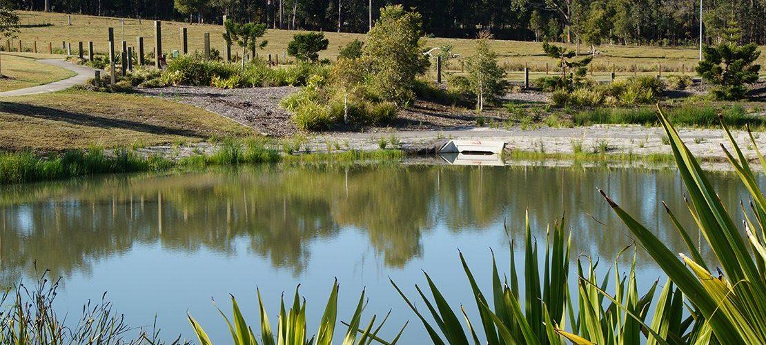 Lake Environmental Upgrade